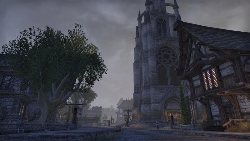 [Screenshots] Villes/villages principaux de Cyrodiil 20180552