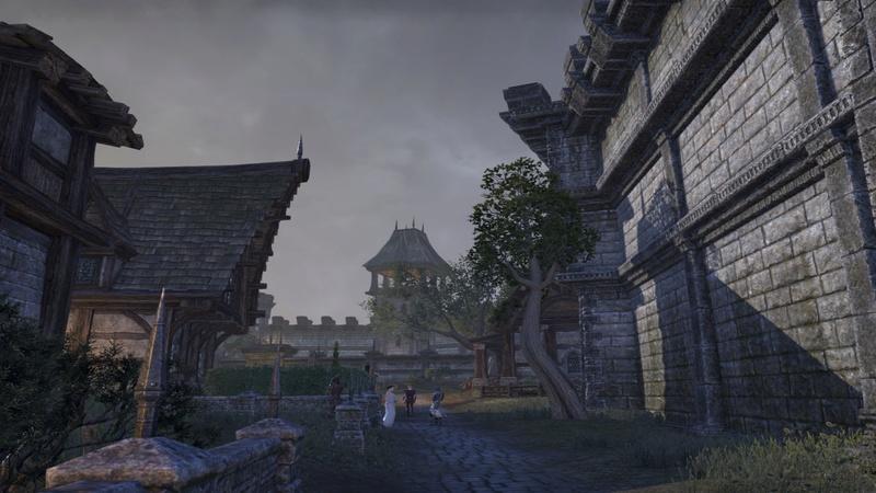 [Screenshots] Villes/villages principaux de Cyrodiil 20180553