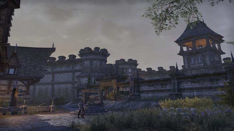 [Screenshots] Villes/villages principaux de Cyrodiil 20180555