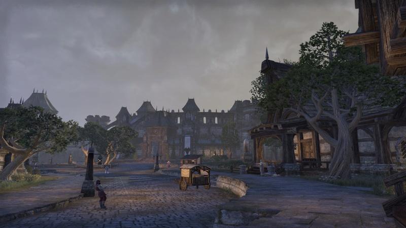 [Screenshots] Villes/villages principaux de Cyrodiil 20180558