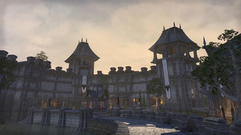 [Screenshots] Villes/villages principaux de Cyrodiil 20180562