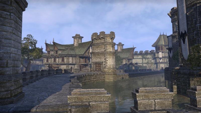 [Screenshots] Villes/villages principaux de Cyrodiil 20180563
