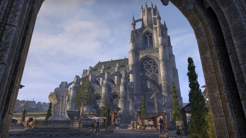 [Screenshots] Villes/villages principaux de Cyrodiil 20180564