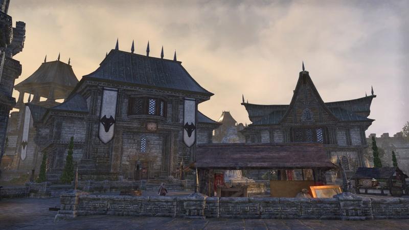 [Screenshots] Villes/villages principaux de Cyrodiil 20180565