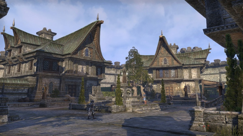 [Screenshots] Villes/villages principaux de Cyrodiil 20180566