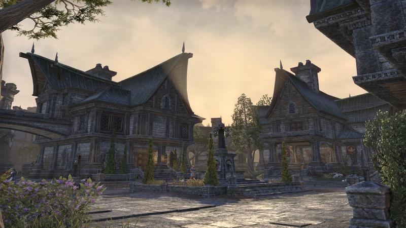 [Screenshots] Villes/villages principaux de Cyrodiil 20180568