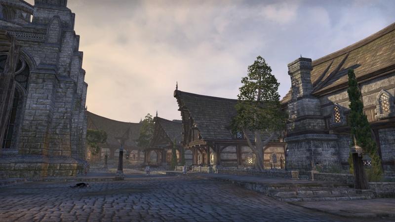 [Screenshots] Villes/villages principaux de Cyrodiil 20180569
