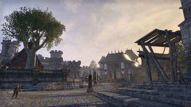 [Screenshots] Villes/villages principaux de Cyrodiil 20180570