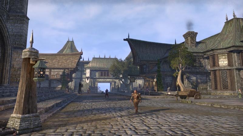 [Screenshots] Villes/villages principaux de Cyrodiil 20180571