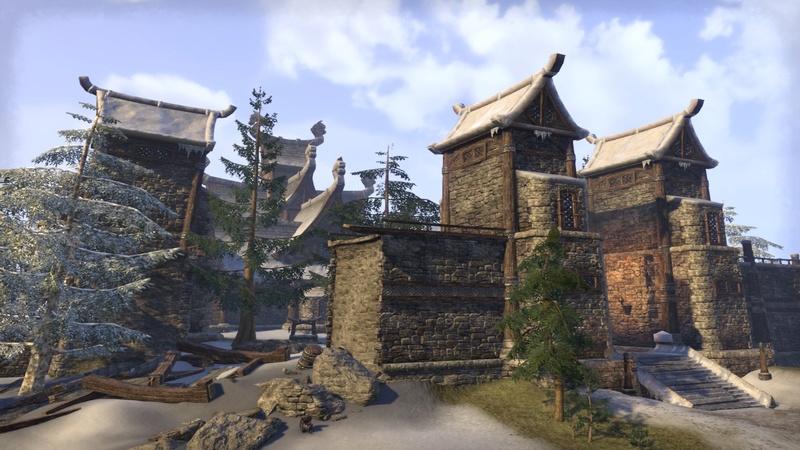 [Screenshots] Villes/villages principaux de Cyrodiil 20180573