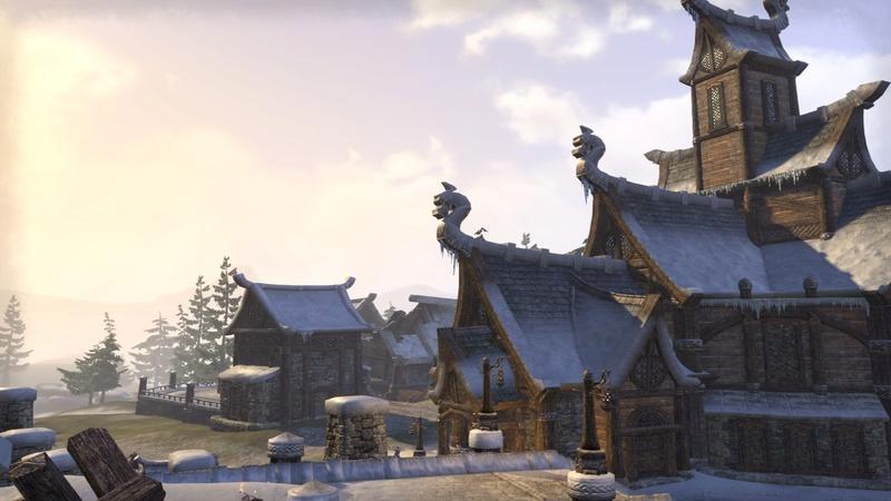 [Screenshots] Villes/villages principaux de Cyrodiil 20180577