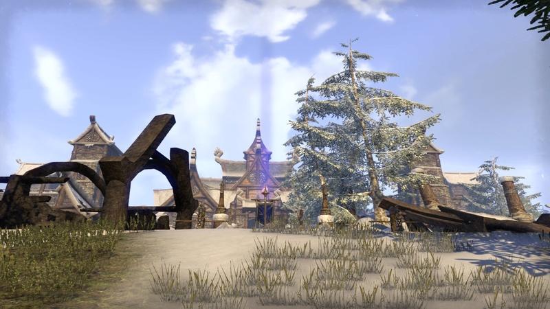 [Screenshots] Villes/villages principaux de Cyrodiil 20180580
