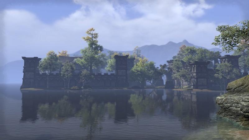 [Screenshots] Villes/villages principaux de Cyrodiil 20180583