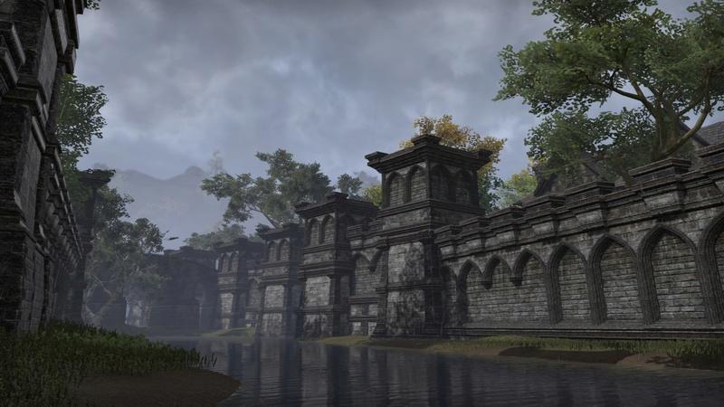 [Screenshots] Villes/villages principaux de Cyrodiil 20180589
