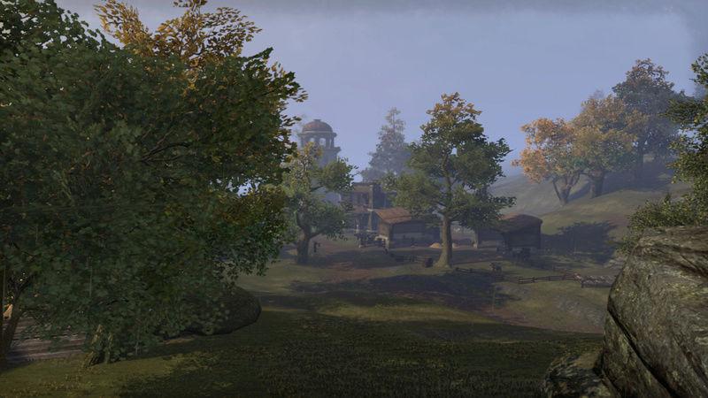 [Screenshots] Villes/villages principaux de Cyrodiil Eso64_11