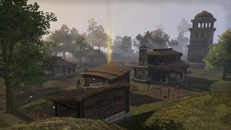 [Screenshots] Villes/villages principaux de Cyrodiil Eso64_12