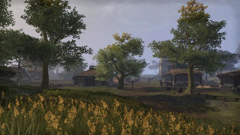 [Screenshots] Villes/villages principaux de Cyrodiil Eso64_13