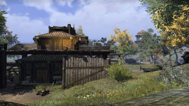[Screenshots] Villes/villages principaux de Cyrodiil Eso64_15