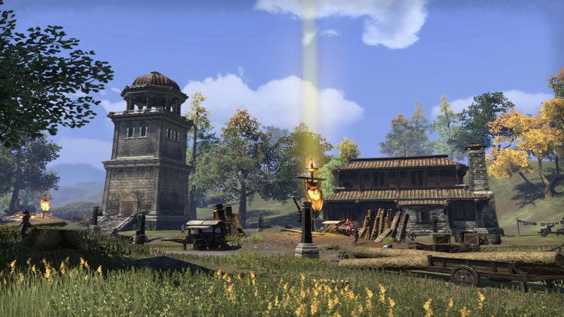[Screenshots] Villes/villages principaux de Cyrodiil Eso64_16