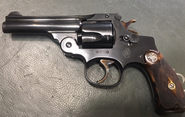Smith & Wesson DA perfected model Img_2412