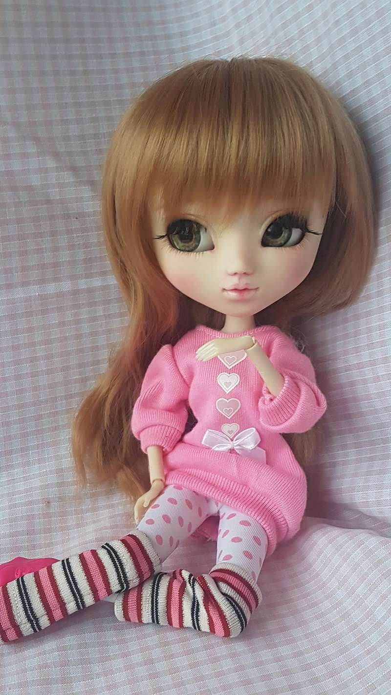 [Vends]Pullip BellaDolla,Pullips Crystal doll + 20180212