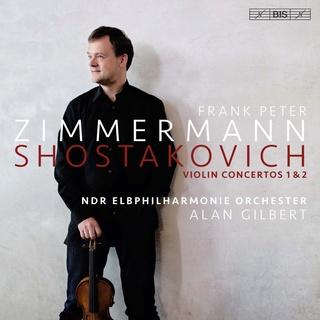 Chostakovitch : les 2 concertos pour violon 71vheu10