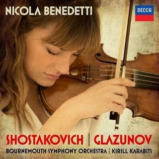 Chostakovitch : les 2 concertos pour violon 81eups10