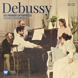 Coffrets Debussy Sony, DG et Warner 81irof10