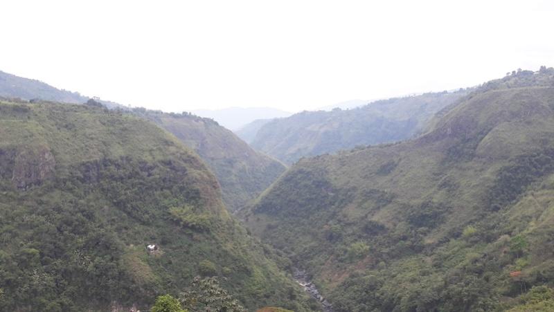 Le 10.02.2018 San Augustin (site classé au patrimoine mondial par l'UNESCO). 20180256