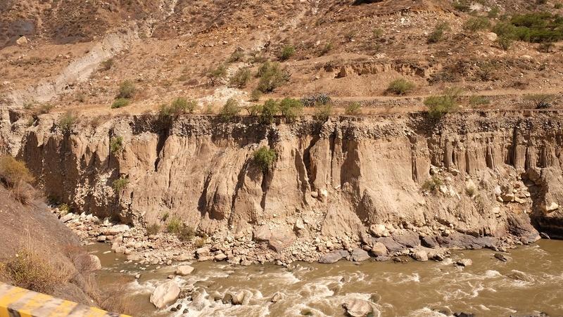 Le 18.10.2017 Le Canyon de Pato. Dscf1511