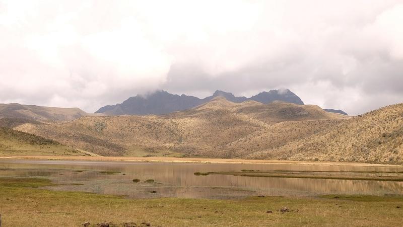 Le 30.12.2017 Parc national du volcan Cotopaxi  Dscf3310