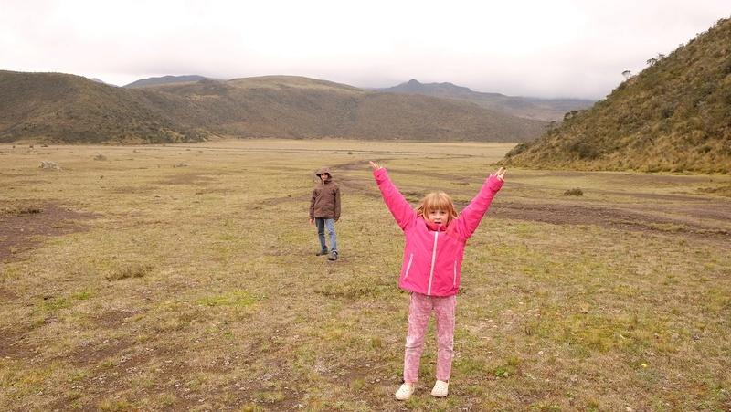 Le 30.12.2017 Parc national du volcan Cotopaxi  Dscf3312