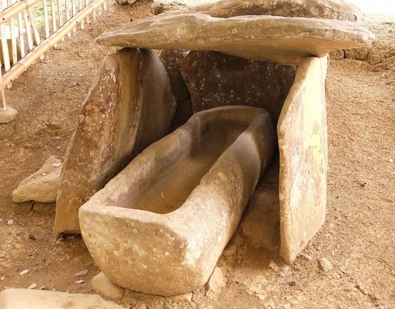 Le 10.02.2018 San Augustin (site classé au patrimoine mondial par l'UNESCO). Dscf4313