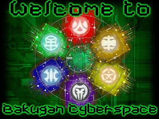Bakugan Cyberspace