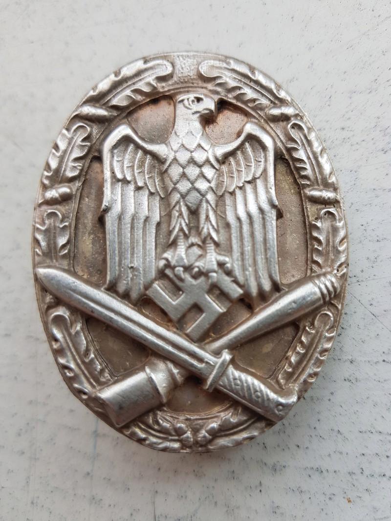 2 medailles allemandes 39 45 a authentifiés  20180420