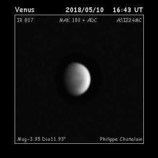 Des planètes à la Petite Ourse mai 2018 Venus_20