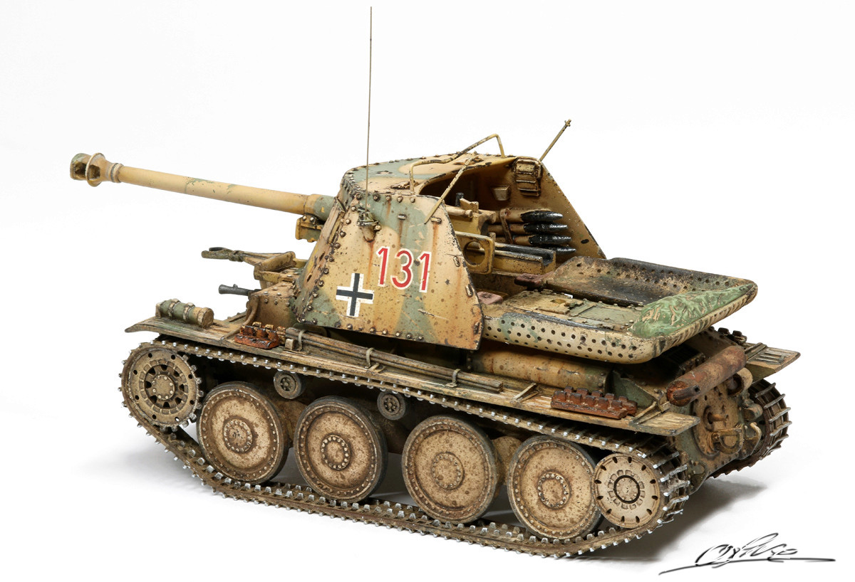 Marder III Ausf.H Master fighter 1/48 Marder12