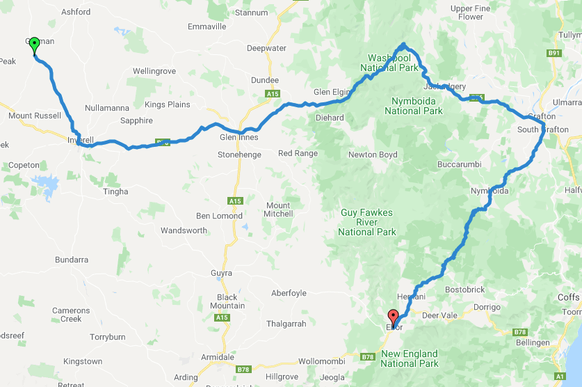 Northern NSW Tablelands Ride - Page 2 2021_n11
