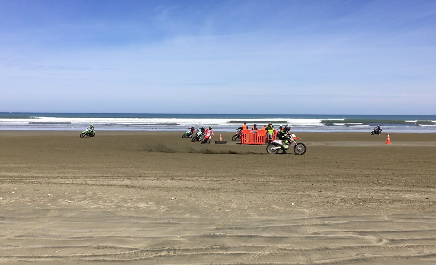 2019 Burt Munro Challenge Beach_10