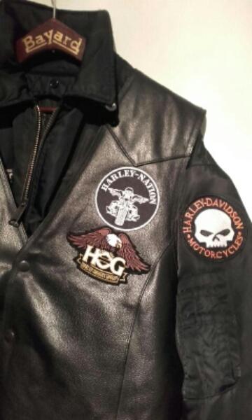 Le logo du FORUM Harley-Nation et ses produits dérivés sont disponibles! - Page 15 Cuirpa10