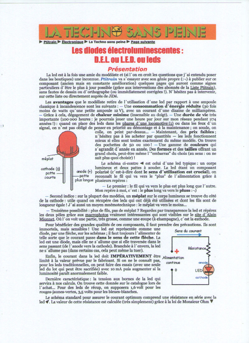 aiguillage avec led Aiguil11