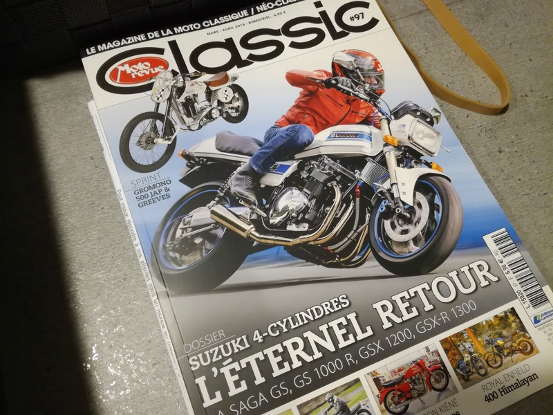 Livre, Magazine, En kiosque, Presse Spécialisée, Canard Moto, Bouquin  - Page 25 Img_2013