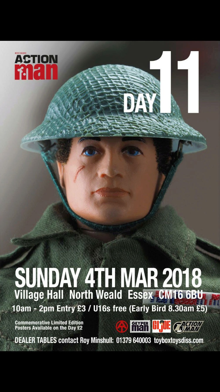 ACTION MAN DAY 11 NORTH WEALD 4TH MARCH 2018 Img_1110