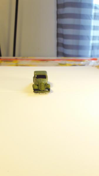 Traction 11cv 1/72 elle est finie 02010