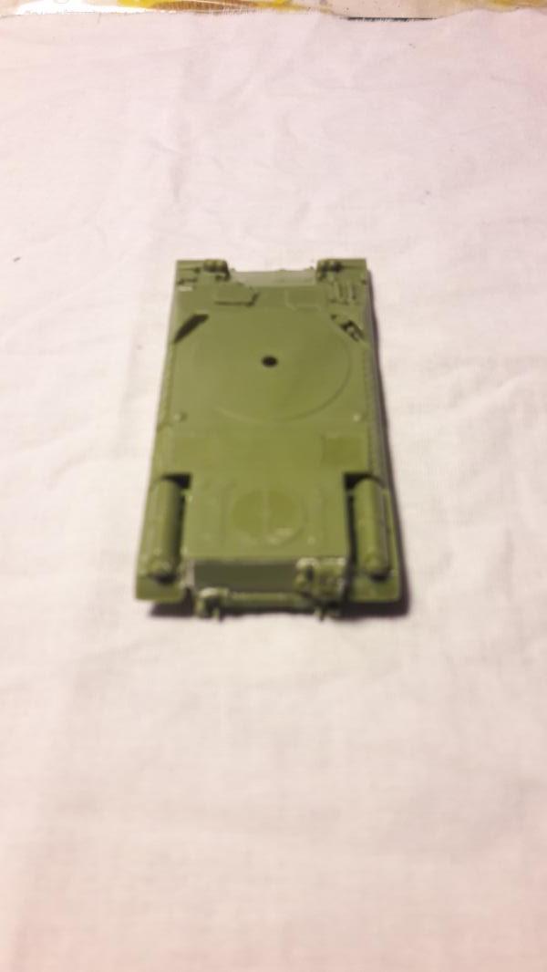 AMX 30B 105mm montage terminé 1020