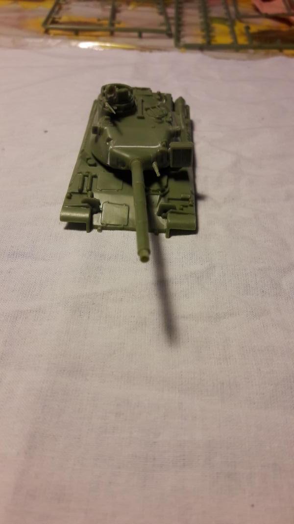 AMX 30B 105mm montage terminé 1119