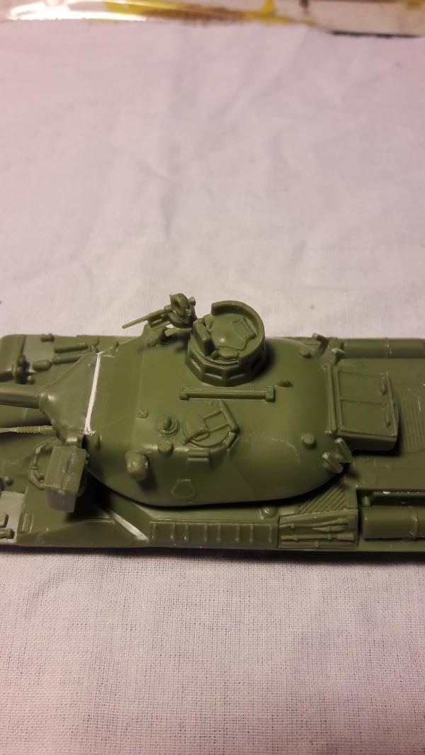 AMX 30B 105mm montage terminé 1219