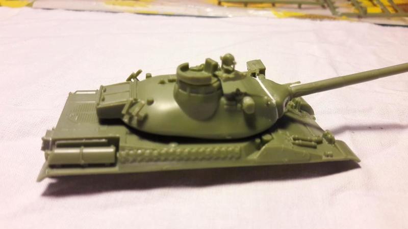 AMX 30B 105mm montage terminé 1420