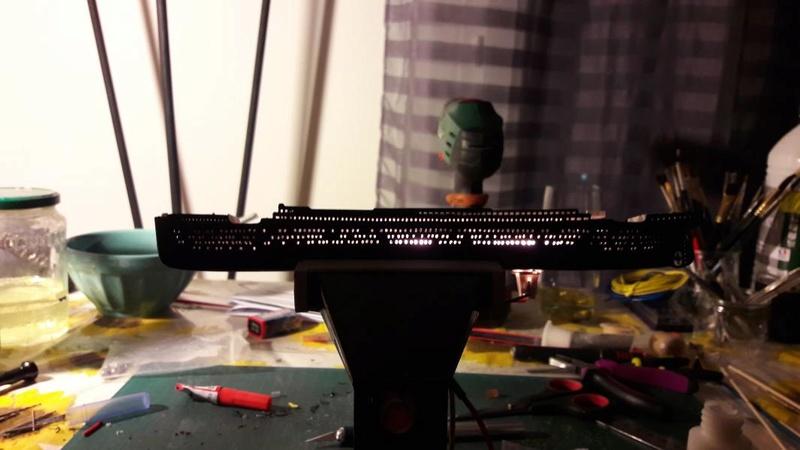 Rms Titanic 1/1200 il est fini!!!! 1714