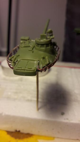 AMX 30B 105mm montage terminé 1720
